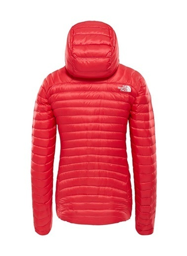 The North Face Impendor Down Kadın Mont Pembe Pembe